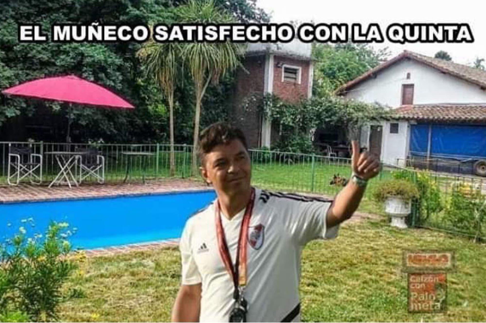 River-Flamengo: memes y burlas al equipo de Gallardo por la derrota en la Libertadores