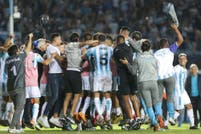 Racing-Independiente, Superliga. En un final emotivo, con expulsados, la Academia ganó un clásico inolvidable
