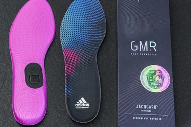 Centro de la ciudad Laos Desenmarañar  Adidas GMR: así son las plantillas con un chip para ayudarte a ...