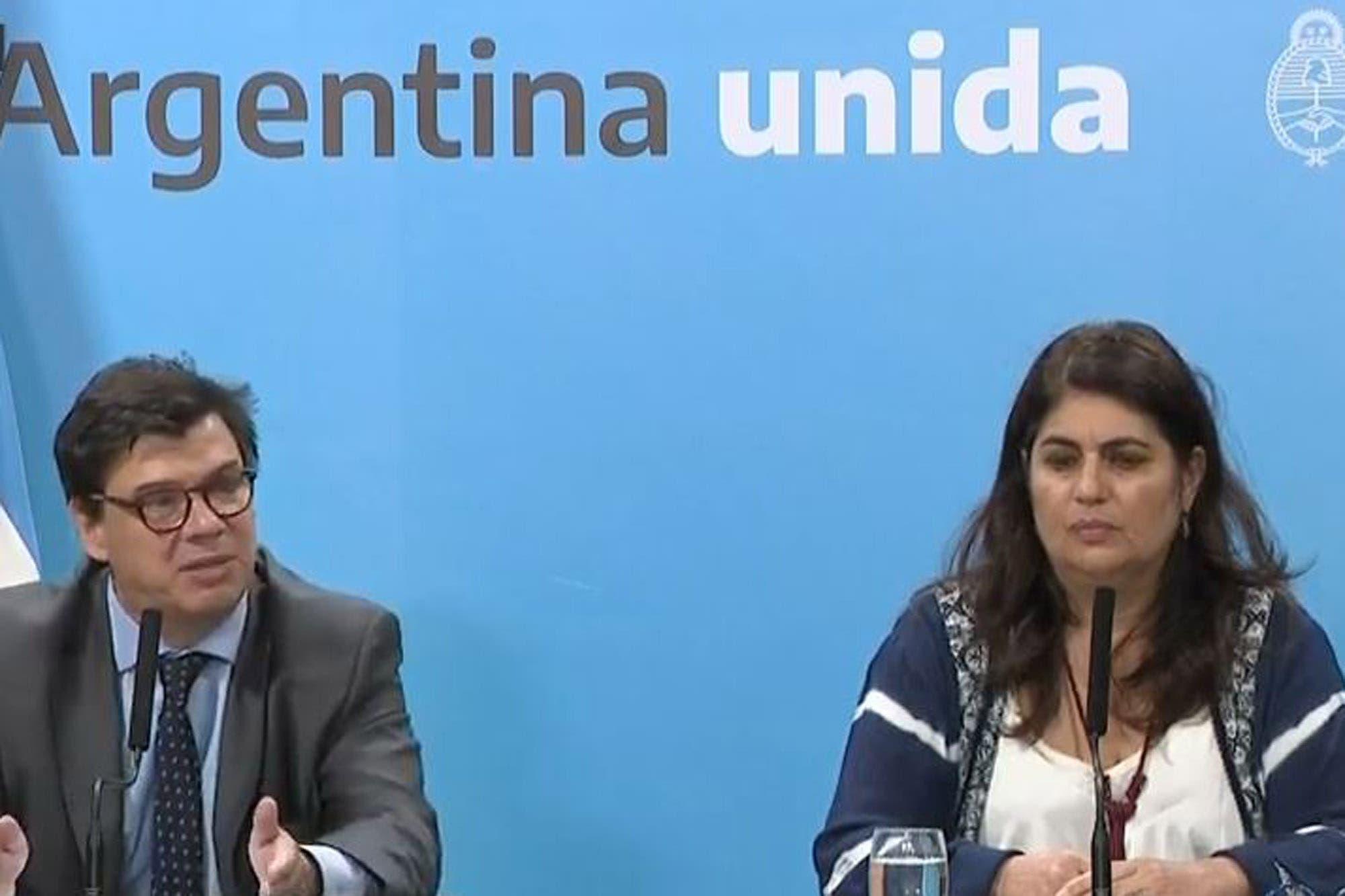 """Claudio Moroni: """"Pedimos a los empresarios privados que adopten medidas para ampliar el trabajo a distancia"""""""