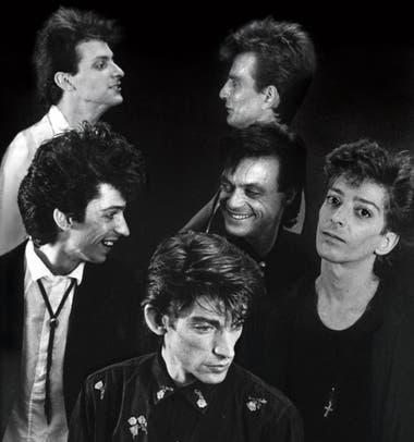 Virus, una de las bandas más exitosas del rock argentino, en la década del ochenta
