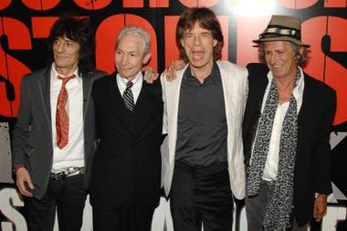 Los Rolling Stones difunden una canción inédita
