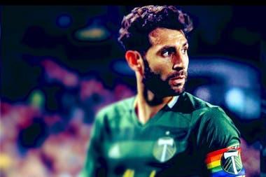 El ex-Lanús Diego Valeri es el capitán de Portland Timbers