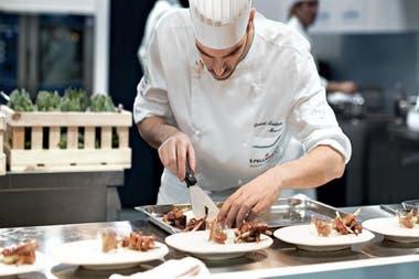 La campaña promovida por el agua S. Pellegrino y 50 Best incluyó subastas gastronómicas con experiencias en los mejores restaurantes del mundo