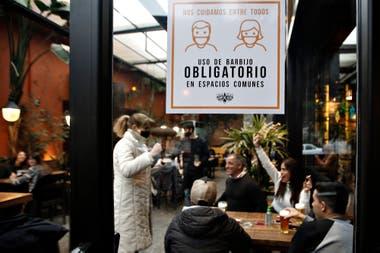 Los restaurantes reabrieron en distintas ciudades