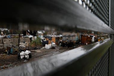 La usurpación de terrenos ferroviarios en Victoria