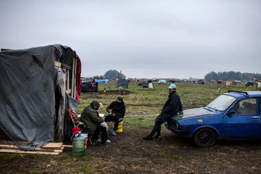 Son 2500 familias -en su mayoría, peronenses- las que eligieron una porción de terreno para hacerla propia, y ya no hay lugar para nadie más