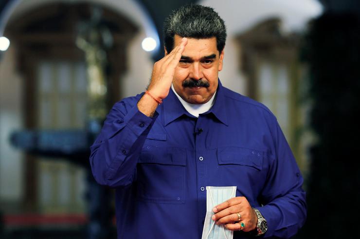 El presidente bolivariano dijo que tiene la cura del coronavirus y que se la entregará a la OMS
