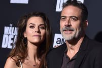 Hilarie Burton se une a su esposo, Jeffrey Dean Morgan, en The Walking Dead