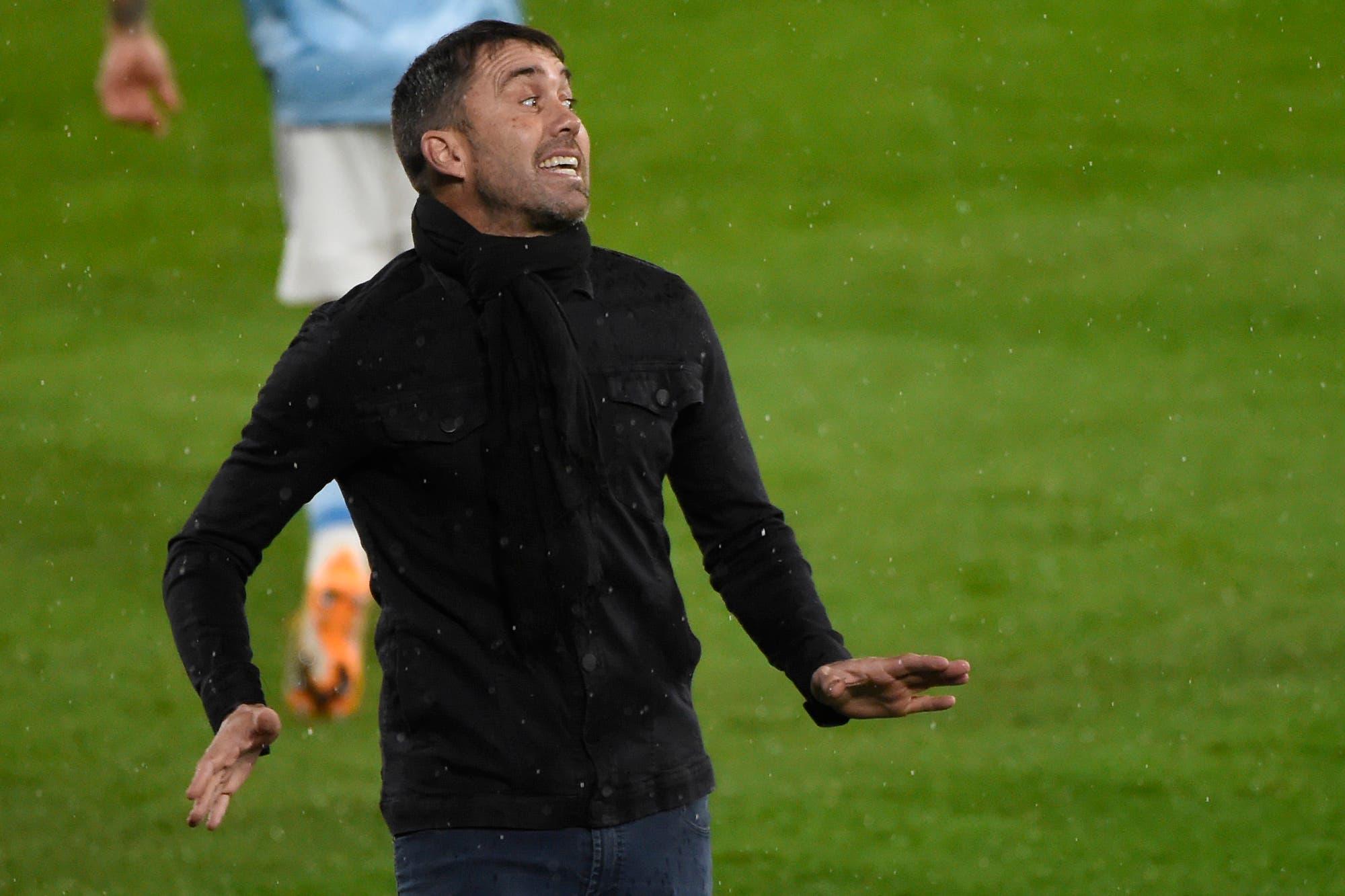 """""""Efecto Chacho"""": el Celta de Coudet ganó otra vez y sube en la Liga de España"""