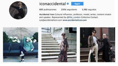 De profesora universitaria a influencer de moda - LA NACION c20562a5769