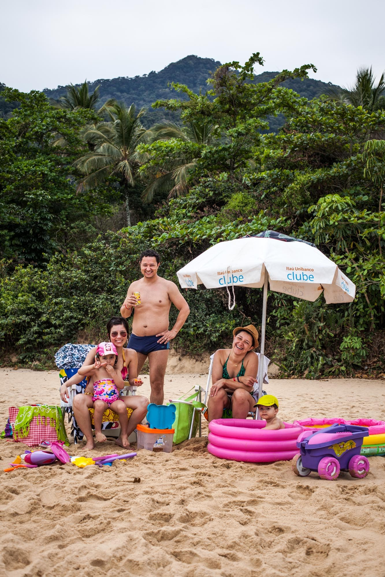 0e2eee3733 Verano en Brasil: cinco playas para ir en familia - LA NACION