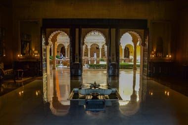 La hotelería en India no tiene medias tintas: se puede pasar de un palacio a un hostel de lo más básico, sin intermedios