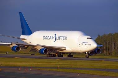 Un Boeing Dreamlifter