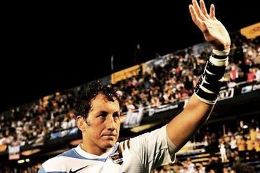 Patricio Albacete fue uno de los emblemas de los Pumas
