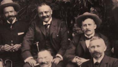 En el año 1888, el doctor alemán Alois Alzheimer era médico en el Hospital Psiquiátrico de Frankfurt