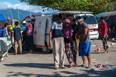 El movimiento se dejó sentir en la vecina Bali : fue un sismo de 7 grados en la escala de Richter, a una profundidad de 10,5 kilómetros y dejó como saldo más de 90 muertos