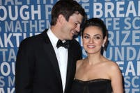 Ashton Kutcher y Mila Kunis: del fuego adolescente a la familia más estable de Hollywood