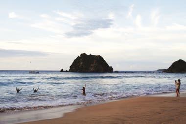 Una isla con playas de película