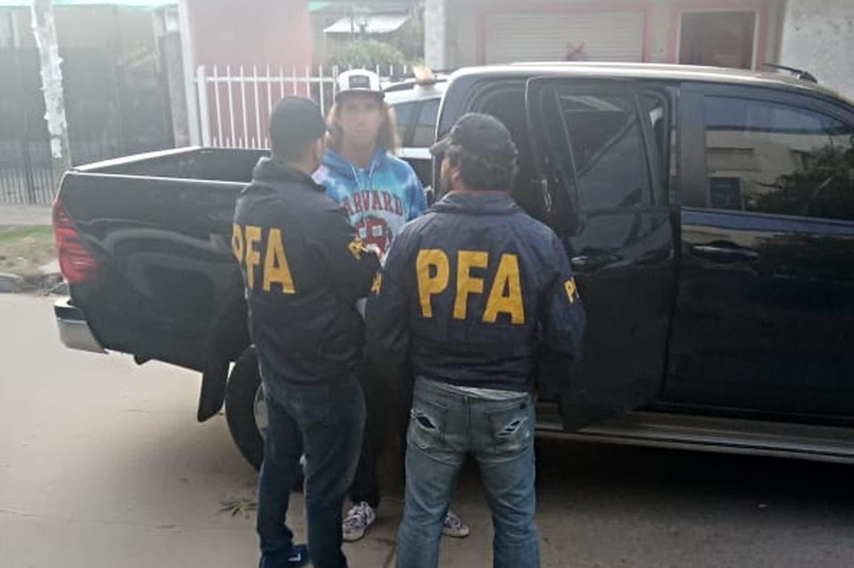 Rodrigo Eguillor fue detenido otra vez, acusado de abuso sexual