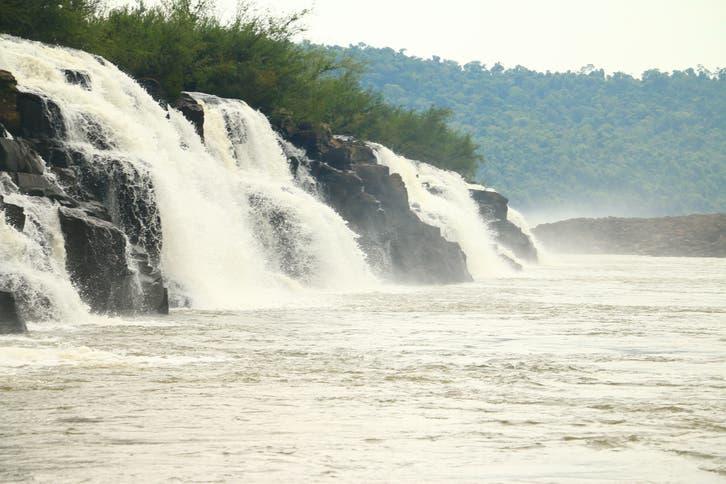 Saltos de Moconá. Misiones