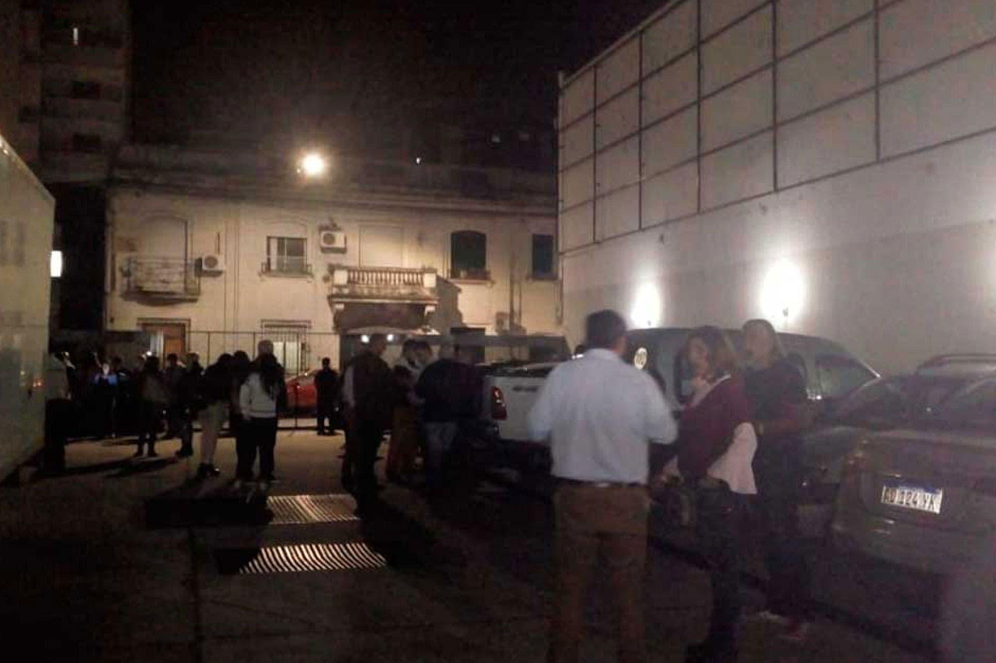 Desalojaron el búnker de campaña de Cambiemos en Santa Fe por una amenaza de bomba