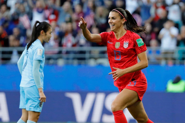 Gracias a Estados Unidos, la Argentina dejó de tener un récord negativo en mundiales femeninos