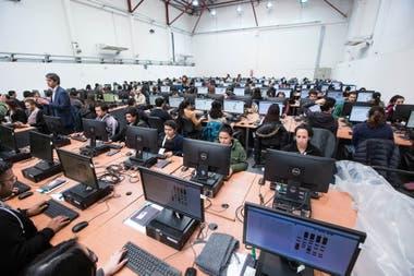 Argentina: Realizan simulacro de escrutinio con renovado sistema digital
