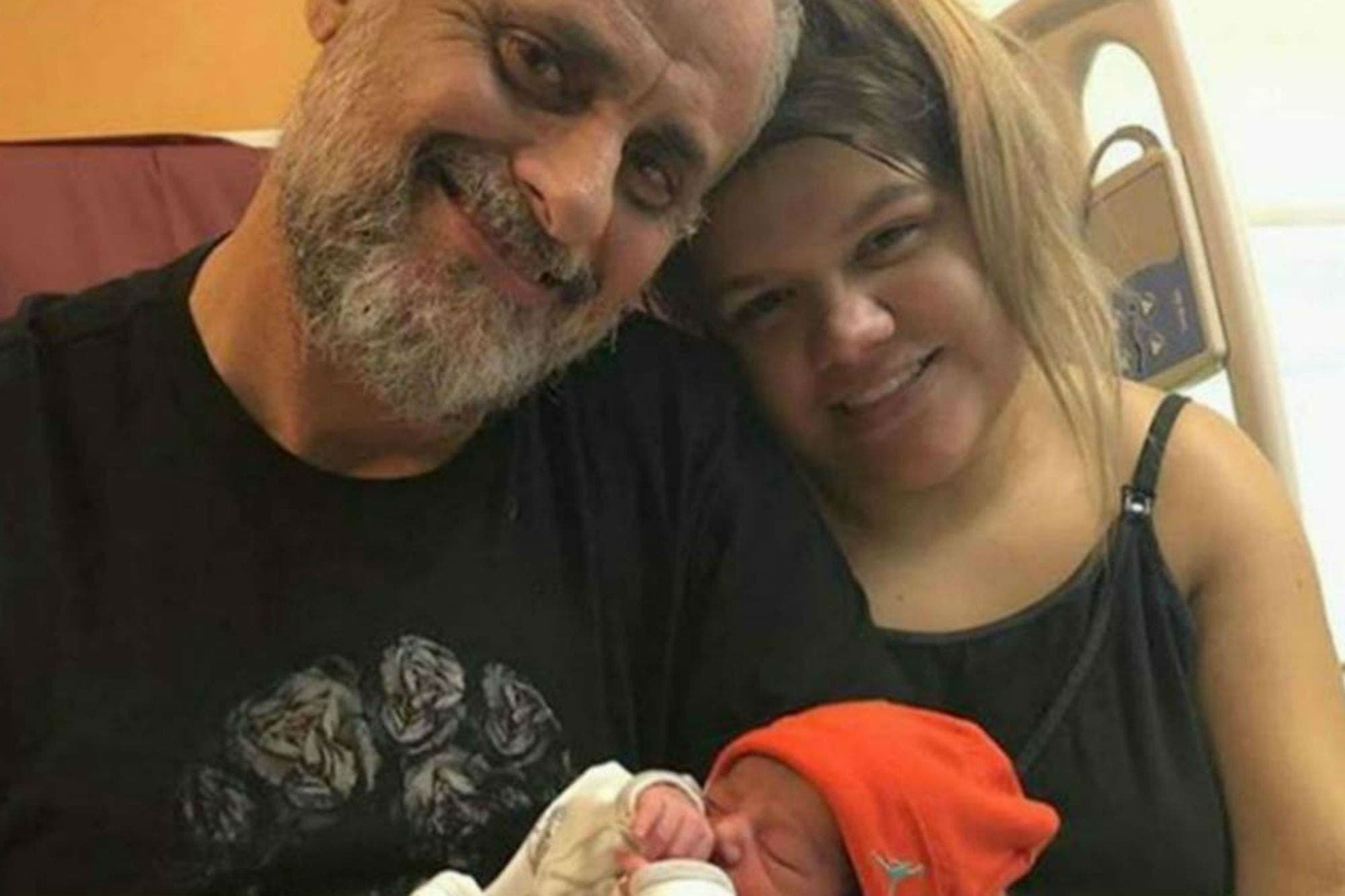 El emotivo video de Jorge Rial, a cuatro meses del nacimiento de su nieto