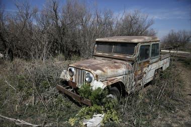 El Jeep de Aníbal