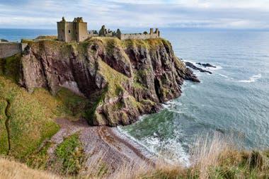 Rocas y sustentabilidad en Escocia