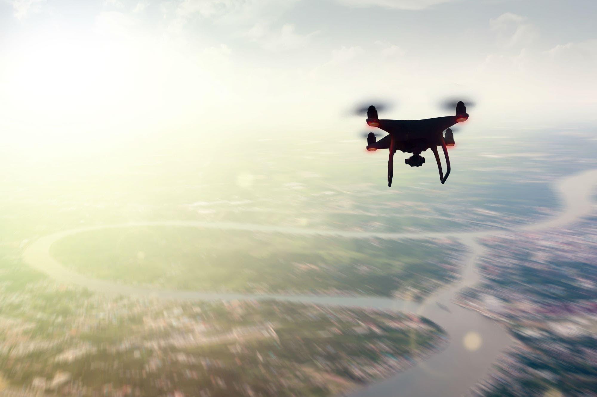 Proponen la matriculación obligatoria de drones en EE.UU.