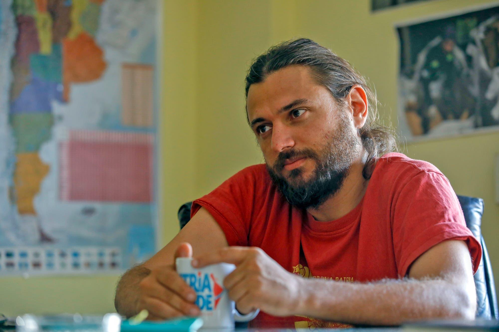 Tras la excarcelación de Julio De Vido, Juan Grabois exigió que liberen a Luis D'Elía
