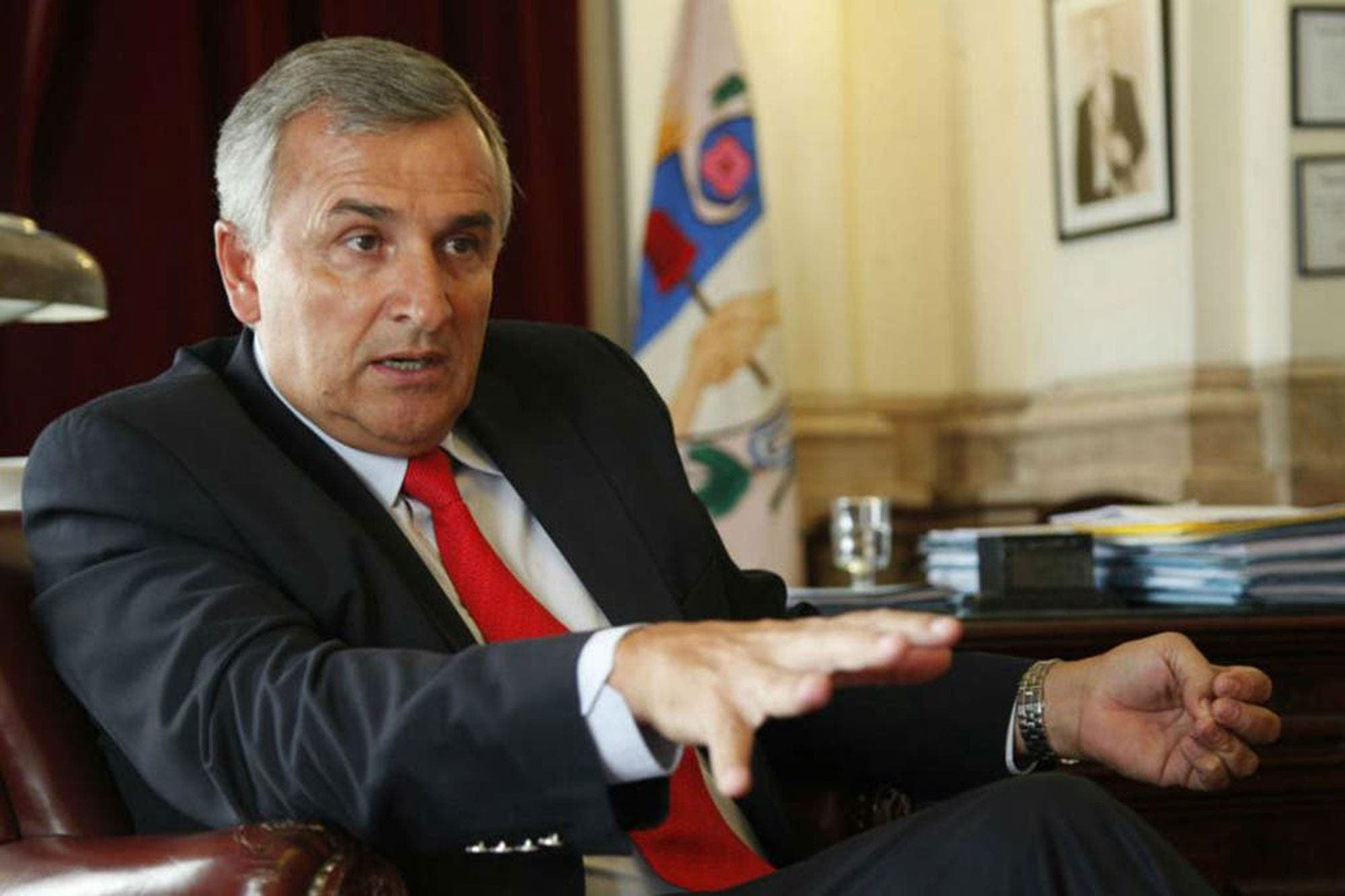 Jujuy: el gobernador Gerardo Morales se enojó con Alberto Fernández, que no quiso verlo en La Quiaca