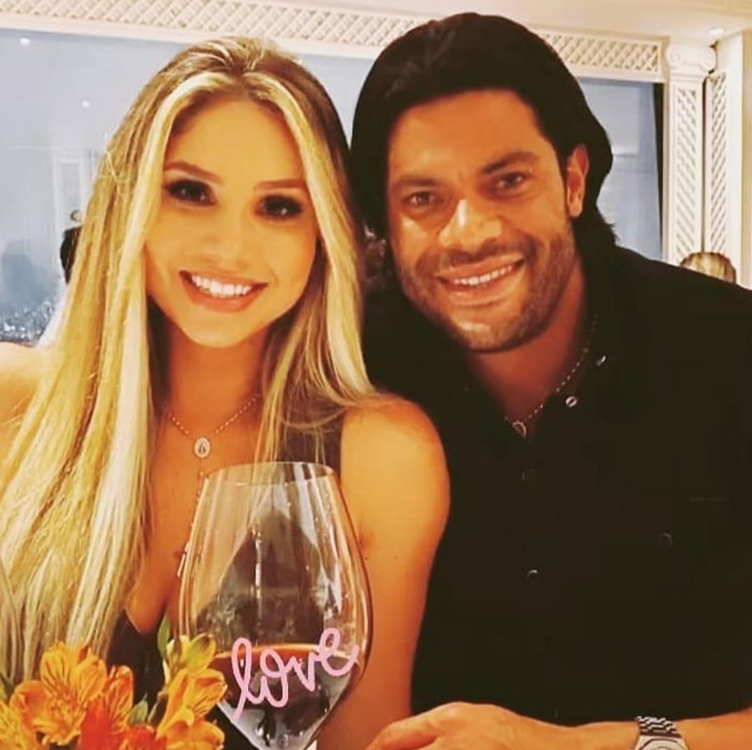De novela: la historia del futbolista brasileño que se casó con la sobrina de su exesposa