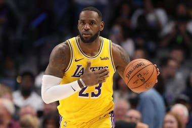 La NBA está de regreso en las afueras de Orlando y este sábado tendrá la presencia de LeBron James.