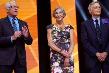 Rob, Alice y Jim Walton son miembros de la familia duela de Wal-Mart