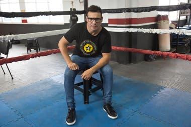 """En su último paso por Buenos Aires, Sergio """"Maravilla"""" Martínez había hablado de la posibilidad de la pelea con Julio César Chávez Jr."""