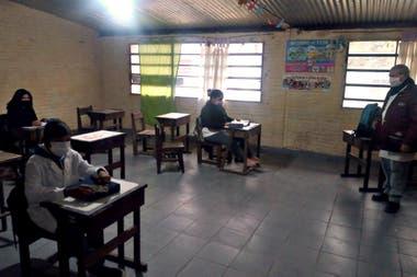 Formosa es la segunda provincia en retomar las clases presenciales
