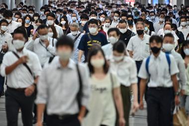 La economía de Japón se contrajo un histórico 7,8% en el trimestre de abril a junio, la peor contracción en la historia moderna de la nación, ya que el coronavirus agrava los problemas económicos del país