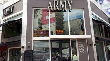 Army ofrece una enorme variedad de milanesas, una más lucida que la otra