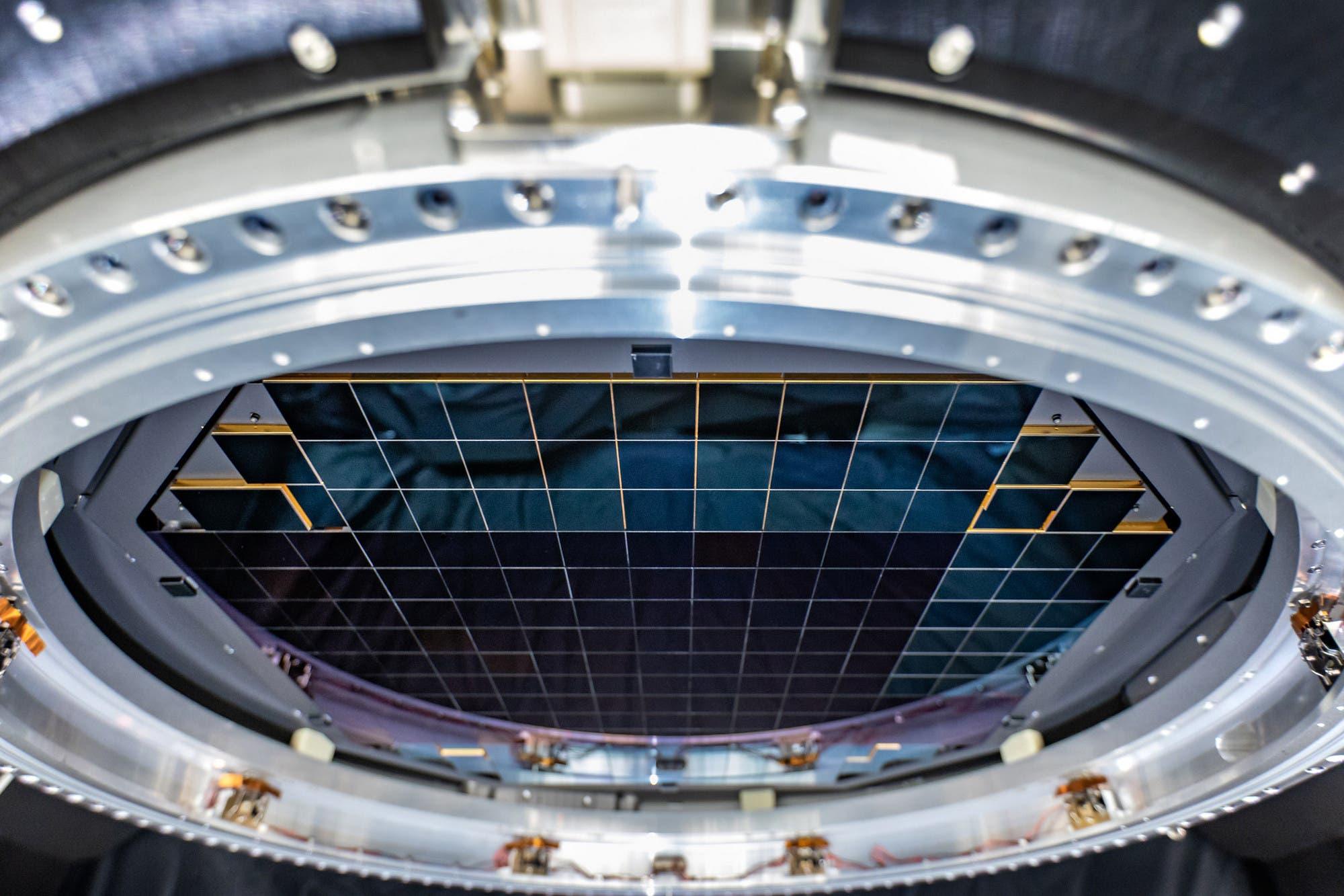 3200 megapixeles: retratan un brócoli con la cámara digital más grande del mundo