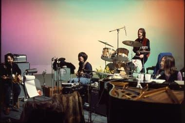 The Beatles en sus días de psicodelia