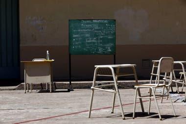 Así serán las clases en la Escuela Técnica N°35 Eduardo Latzina