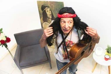 Paolo, un rock star antihéroe que se regodea de anécdotas desopilantes