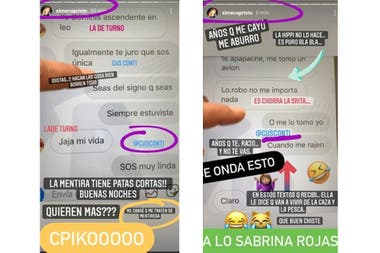Ximena Capristo filtró chats de Gustavo Conti con otra mujer y expresó su enojo en las redes sociales