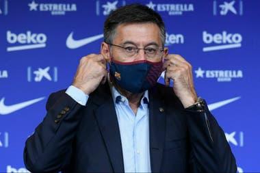 Bartomeu se va de Barcelona tras seis años como presidente y 13 títulos.