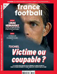 Thomas Tuchel, en la tapa de la revista France Football