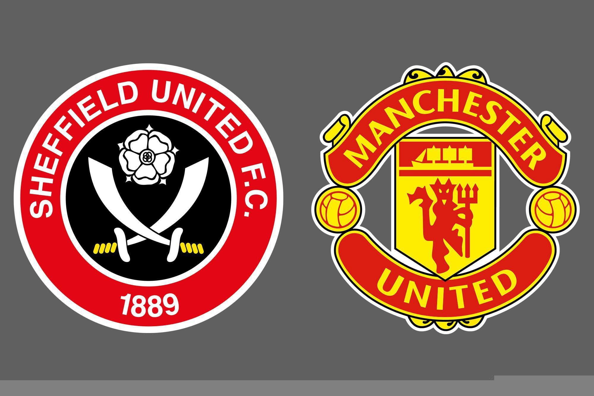 Premier League de Inglaterra: Manchester United venció por 3-2 a Sheffield United como visitante