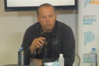 "Coronavirus. Sergio Berni: ""A partir de junio, la pandemia va a ser parte de la historia"""